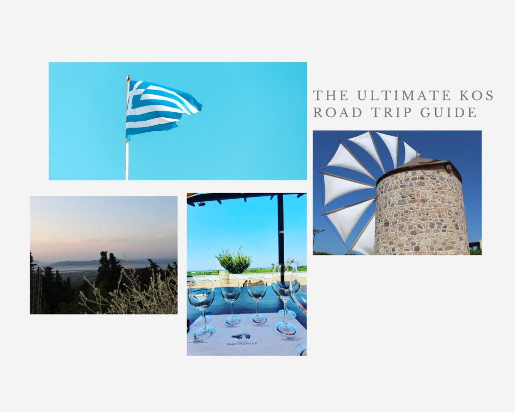 The Ultimate Kos Road Trip Guide for anyone wanting to do their own greek road trip