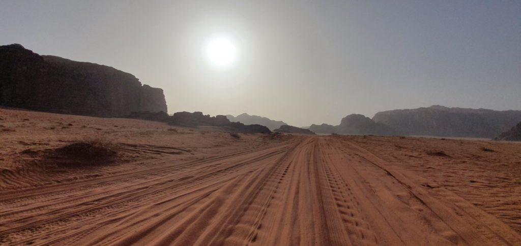 Road-Tracks-In-Sand-Wadi-Rum-Jordan