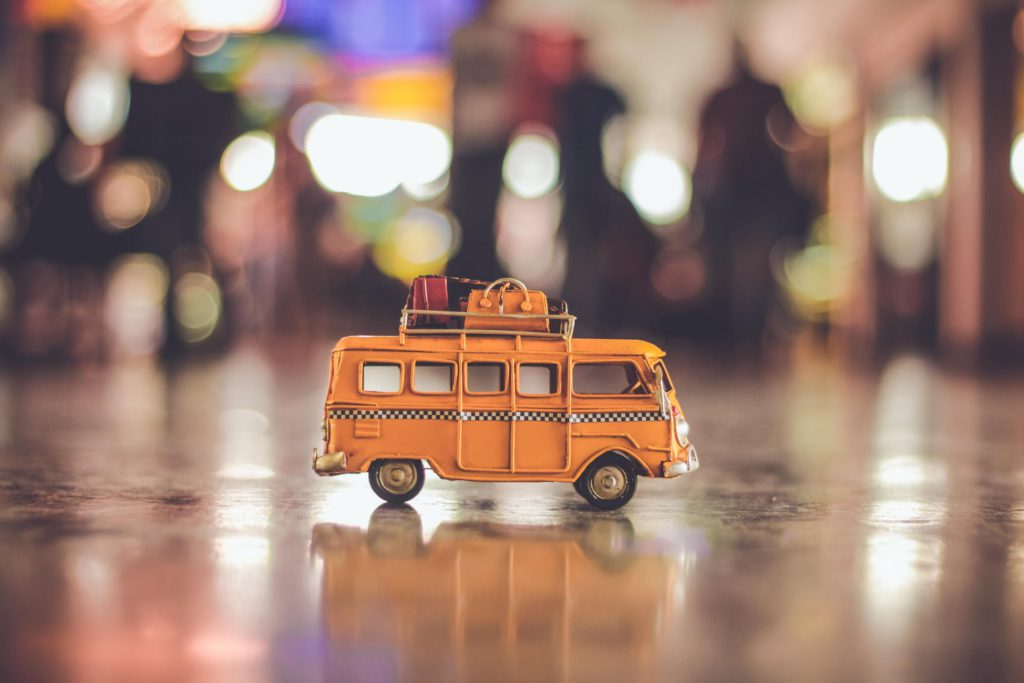Using Public Transport to visit places is a such an easy way keeping your destination costs low
