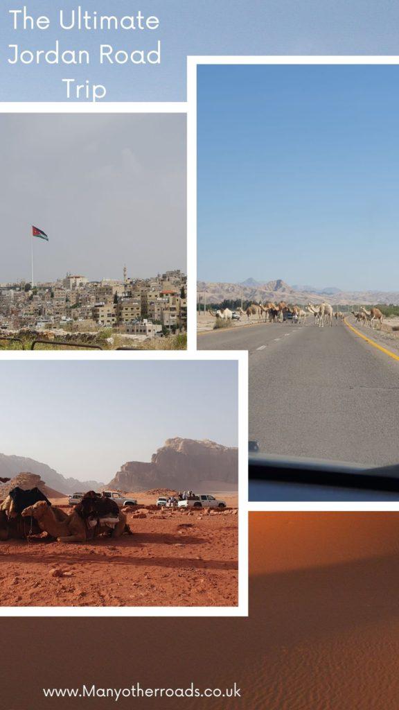 The Ultimate Jordan Road Trip