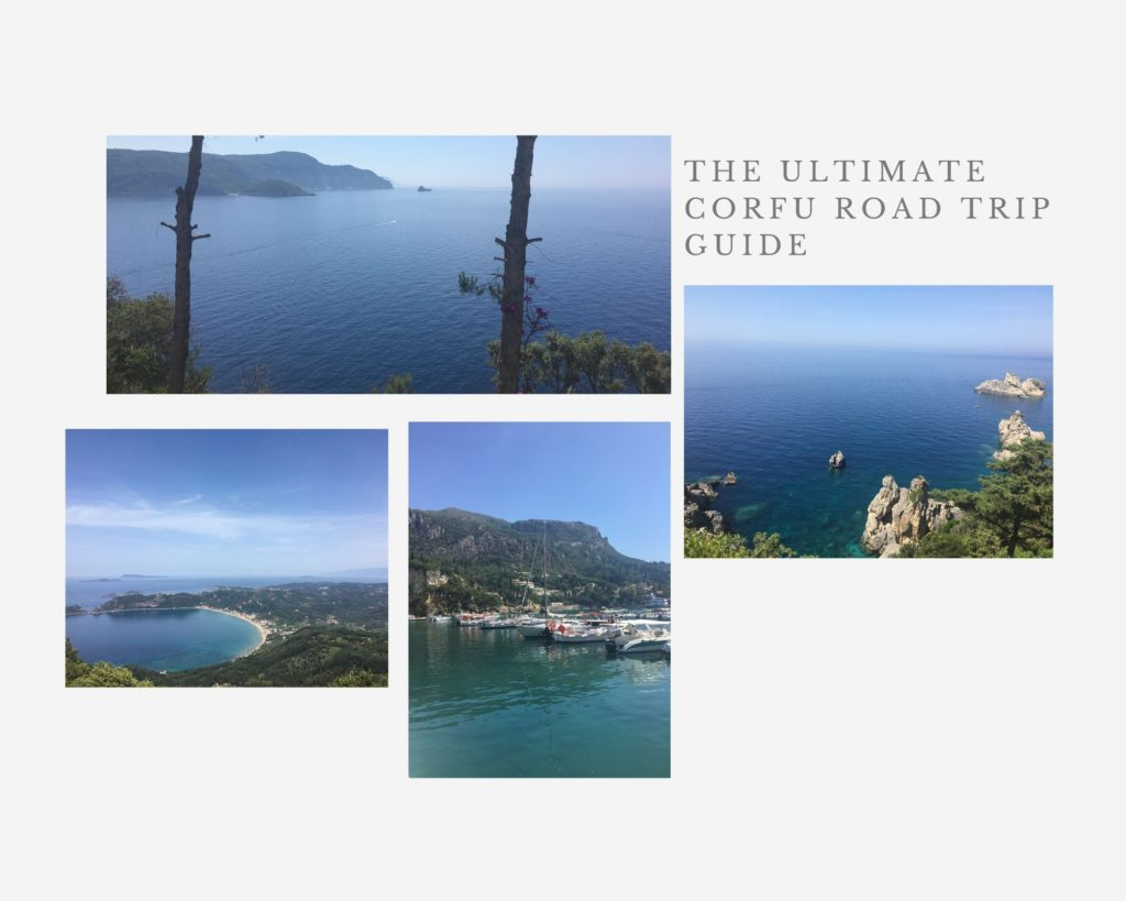 A Road Trip is the best way to explore everything Corfu Island has
