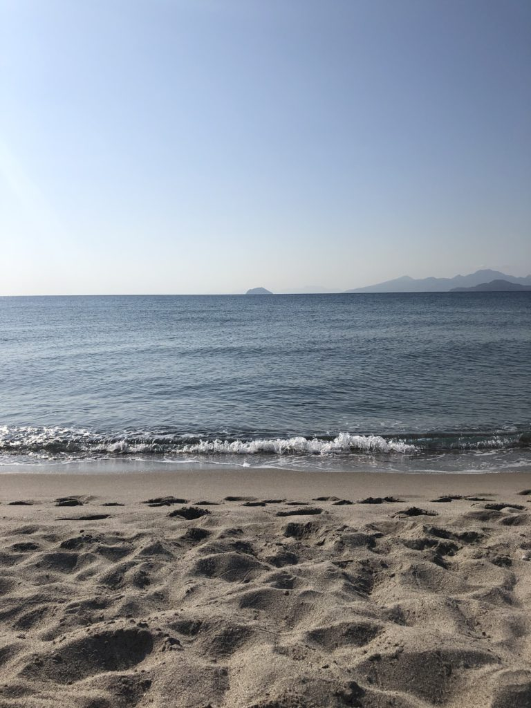 There are so many beautiful beaches to relax on all around kos island